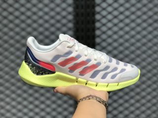 Adidas Climacool Vento White/Glow Pink-Orbit Grey FW1225 For Sale