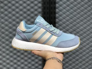 Adidas Iniki Runner Easy Blue/Pearl Grey Running Shoes For Buy BB2099
