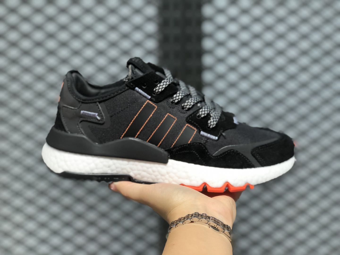 Adidas Nite Jogger Boost Shoes FW0187