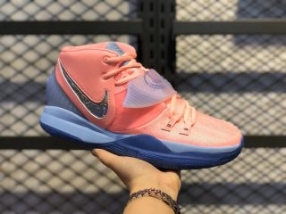 "Concepts x Nike Kyrie 6 ""Khepri"" Pink Tint/Guava Ice On Sale CU8879-600"
