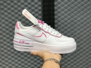Nike Wmns Air Force 1 Low Shadow Magic Flamingo Pink CI0919-102