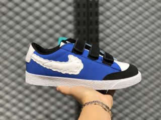 "Kevin Bradley x Nike SB Blazer Low ""Heaven"" CT4594-400 Online Buy"