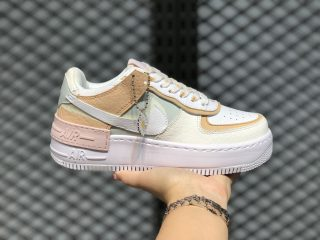 Latest Nike Air Force 1 WMNS Shadow Spruce Aura/White-Sail CK3172-002