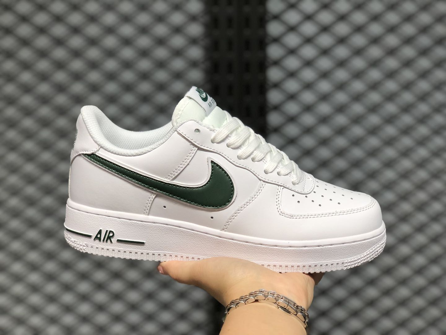The Latest Nike Air Force 1 White
