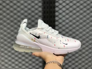Nike Air Max 270 Pack White Multi Color AH8050-106 For Sale