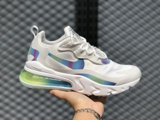 "Nike Air Max 270 React ""Bubble Pack"" Summit White On Sale CT5064-100"