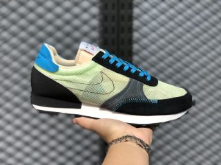 Nike Daybreak Type Barely Volt/Black-Baltic Blue-Smoke Grey CW7566-700