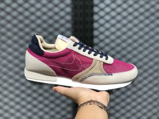 Nike Daybreak Type Cactus Flower/Light Bone-Midnight Navy CW7566-500