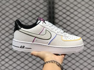 "2020 Latest Nike Air Force 1 Low ""Day of the Dead"" CT1138-100"