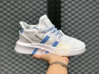 "Adidas EQT Bask ADV ""Equipment"" Cloud White/ASH Blue AC7357"