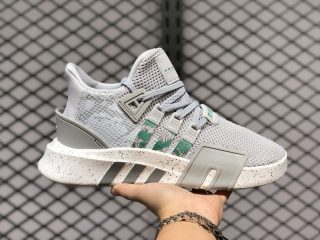 Adidas EQT Bask ADV FU6899 Grey Two/Footwear White/Sub Green