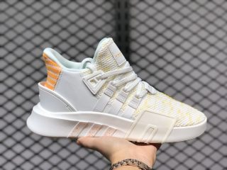 Adidas EQT Bask ADV Footwear White/Yellow Sneakers EE5050