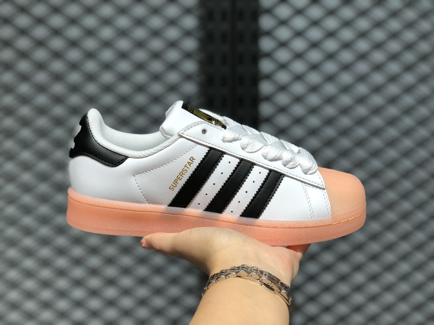 Muestra puerta perecer  Adidas WMNS Superstar White/Black-Hazel Coral FW3553 To Buy | Sneakers Big  Sale