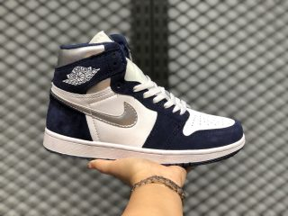 "Air Jordan 1 High OG Japan ""Midnight Navy"" For Online Sale 555088-141"