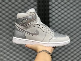 Air Jordan 1 High OG Japan Neutral Grey/White-Metallic Silver DC1788-029