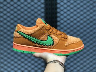 "Grateful Dead x Nike SB Dunk Low ""Orange Bear"" CJ5378-800"