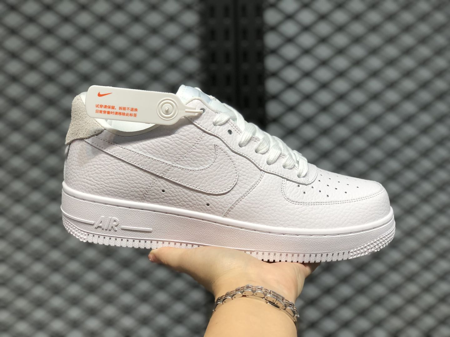 Latest Nike Air Force 1 Craft Triple White Shoes CN2873-101   nike ...