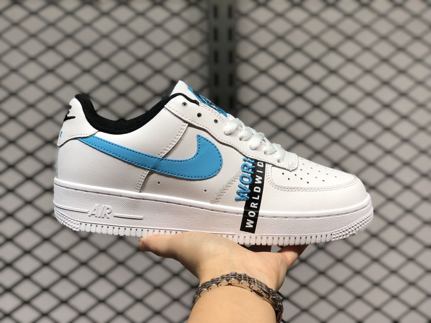 air force 1 nike uomo alte