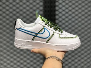 Nike Air Force 1'07 PRM White/Barely Volt For Sale CK7213-100