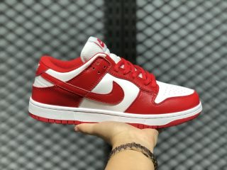 Nike Dunk Low SP White/University Red For Sale CU1727-100