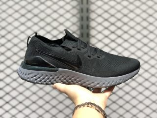 Nike Epic React Flyknit 2 BQ8928-001 Black/Black-Anthracite-Gunsmoke-White