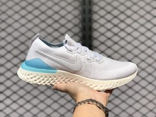 Nike Epic React Flyknit 2 Vast Grey Blue Sail BQ8928-006