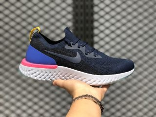 "Nike Epic React Flyknit ""College Navy"" For Sale AQ0067-400"