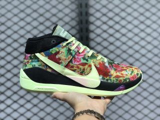 "Nike KD 13 GE ""Funkl"" Floral Print Men's Training Shoes CI9948-601"
