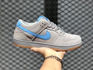 Nike SB Dunk Low Pro Medium Grey/University Blue 304292-022