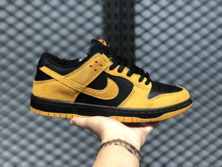 Nike SB Dunk Low University Gold/Black For Sale 304292-706
