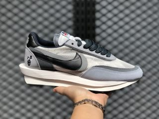 Sacai x Nike LDWaffle Summit White/Wolf Grey-Black BV2552-002