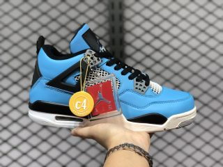 "Travis Scott x Air Jordan 4 Retro ""Cactus Jack"" 308497-406"