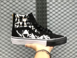 "Clot x Vans ""Alienegra"" Sk8-Hi Fall/Winter High Lifestyle Shoes To Buy"