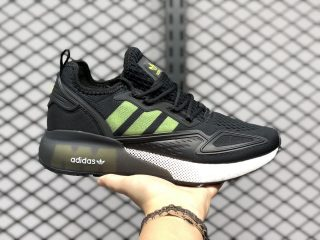 Adidas Originals ZX 2K Boost Core Black/Solar Yellow For Buy FX0075