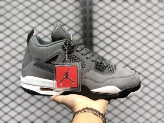 Air Jordan 4 Retro Cool Grey/Chrome-Dark Charcoal 308497-007