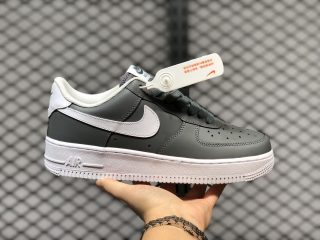 Cheap Nike Air Force 1 Low Wolf Grey/White For Sale CK7803-001