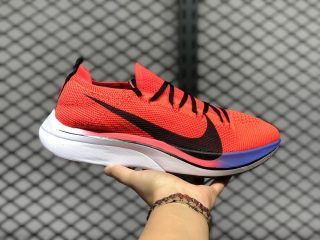 Discount Nike Zoom Vaporfly 4% Flyjnit Bright Crimson/Black AJ3857-601