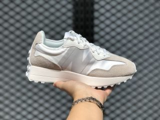 New Balance 327 Sail White/Beige-Grey Women's Lifestyle Shoes WS327SFD