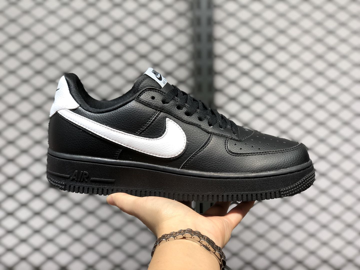 Nike Air Force 1 Low Black/White Shoes