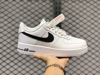 Nike Air Force 1 '07 Low AN20 White Black Lifestyle Shoes CJ0952-100