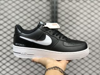 Buy Nike Air Force 1'07 Black/White Women's Sneakers CZ7377-001