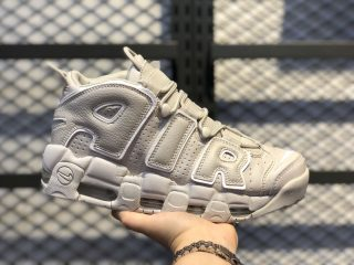 Nike Air More Uptempo Light Bone/White-Light Bone 921948-001
