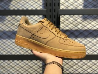 AA4061-200 Nike Air Force 1 Low Flax/Flax Gum/Light Brown Online Buy