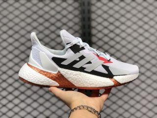 Adidas Boost X9000L4 Cloud White/Core Black-Solar Red For Buy FW8388