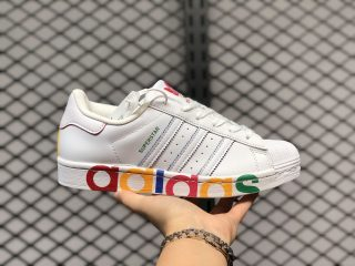 "Adidas Originals Superstar ""Olympic Pack"" Casual Sport Shoes FY1147"