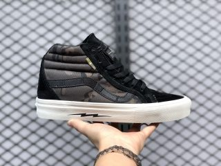 Defcon X Vans Sk8-Hi Notchback Pro Black 2020 Latest Casual Shoes