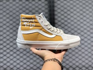 "Free & Easy Vault By Vans Sk8-Hi LX ""Don't Trip"" Casual Sport Shoes"