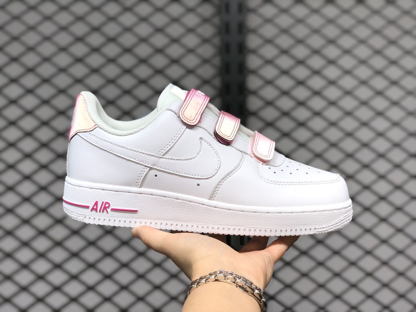 Nike Air Force 1 Low Pink Peach White