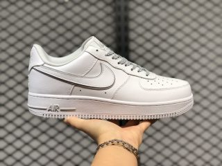 Kith x Nike Air Force 1 Low White Silver Outlet Online CR7792-022