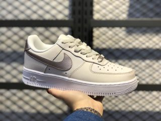Ladies Nike Air Force 1 Low Phantom Metallic Red Bronze 314219-021